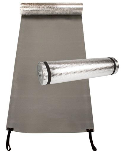 21bf Camping Mat Foam Aluminium